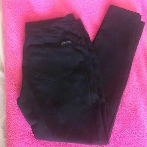 Sanctuary black stretch jean jeggings